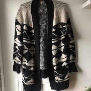Tribal sweater